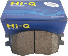 Колодки тормозные передние Sangsin Brake HI-Q Brake Pad Hyundai Accent (06->10), KIA Rio (05->11) (SP1186)