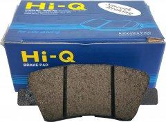 Колодки тормозные задние Sangsin Brake HI-Q Brake Pad Hyundai Elantra (06->10), i30 (12->), Tucson (04->09) и др. (SP1239)