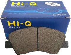 Колодки тормозные передние Sangsin Brake HI-Q Brake Pad Hyundai Accent/Solaris (11->), KIA Rio (11->) (SP1399)