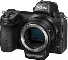 Фотоаппарат Nikon Z6 + FTZ Adapter Kit Официальная гарантия! (VOA020K002)