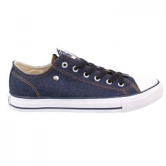 Кеди Dunlop Canvas Low Top Trainers Denim, 42 (10080175)