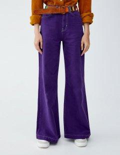 Джинси PULL & BEAR Ж1053095 (9680/346/629) колір фіолетовий XS