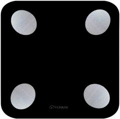 Смарт-весы Xiaomi YUNMAI Balance Smart Scale Black (M1690-BK)