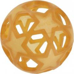 Прорезыватель Hevea Star Ball из натурального каучука Коричневый (5710087443151)
