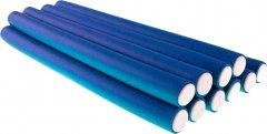 Гибкие бигуди Hairway 250 х 15 мм 12 шт Синие (41172) (4603911004721)