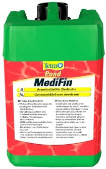 Универсальный лекарственный препарат Tetra Pond MediFin 3 л на 60000 л (4004218136267)
