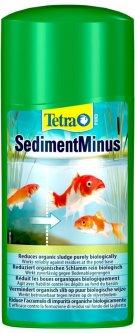 Средство для борьбы с органическим осадком в прудах Tetra Pond Sediment Minus 250 мл (4004218256705)