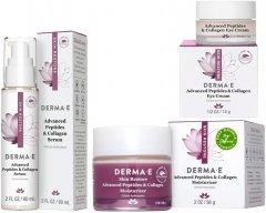 Программа по уходу Derma E Пептиды от глубоких морщин 45+ (030985070046)
