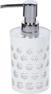 Дозатор для жидкого мыла EKODEO Pixel L9024WL белый