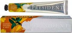 Зубная паста PresiDENT White & Yummy Манго-мусс с мятой 75 г (4605370019667)