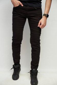 Джинси чоловічі джогеры Fashion Republic Mario Joggers 4929 34 Чорний