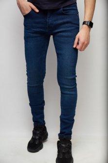 Джинси чоловічі утеплені Fashion Republic Jeckerson 2312 36 Синій