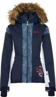 Горнолыжная куртка Kilpi JL0198KIDBL 38 Темно-синяя (8592914373483)