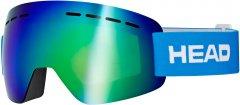 Маска горнолыжная HEAD Solar FMR Blue (726424484560)