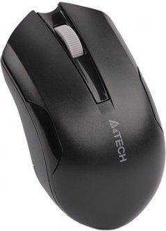 Мышь A4Tech G3-200NS Silent Wireless Black (4711421938129)