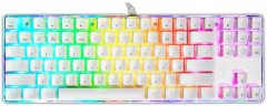Клавиатура проводная MOTOSPEED K87S RGB USB ENG, UKR, RUS Outemu Red, (mtk87smr)
