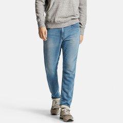 Модні чоловічі джинси Uniqlo Jogger Slim Fit BLUE (33W36L)