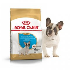 Сухой корм для собак породы французский бульдог Royal Canin FRENCH BULLDOG PUPPY для щенков до 12 мес.