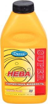 Тормозная жидкость Океан Нева-Супер 0.4 л Желтая (ONS0.4)