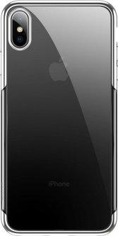 Панель Baseus Glitter для Apple iPhone Xs White (WIAPIPH58-DW02)