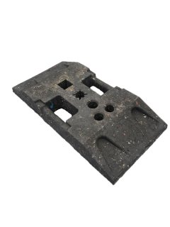 Опора Укрхимпласт под барьер ограждающий 25 кг (00000015103)