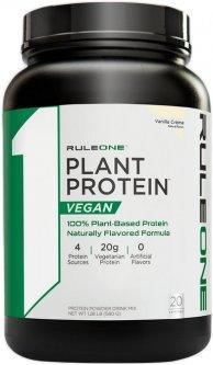 Протеин R1 (Rule One) Plant Protein 580 г Vanilla cream (837234107843)