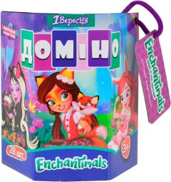 Домино 1 Вересня Enchantimals (4823091903960)
