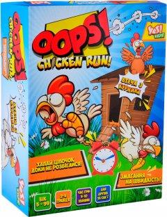 Настольная игра Yes Kids Oops! Побег из курятника! (5056137196463)