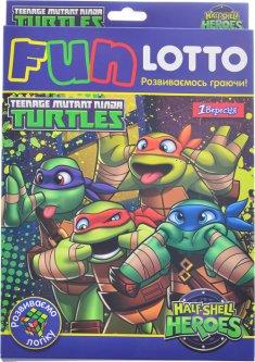 Настольная игра 1 Вересня Fun Lotto TMNT (4823099536979)