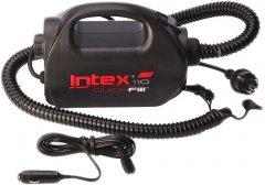 Насос электрический Intex 12/220 В Чёрный (68609)