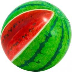 Надувной мяч Intex 58075 Арбуз 3D 107 см Разноцветный (Intex 58075)