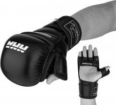 Перчатки для MMA PowerPlay 3026 L Черные (PP_3026_L_Black)