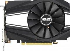 Asus PCI-Ex GeForce GTX 1660 Phoenix 6G 6GB GDDR5 (192bit) (1530/8002) (DVI, HDMI, DisplayPort) (PH-GTX1660-6G)