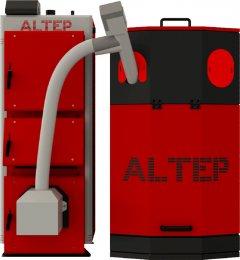 Твердотопливный котел ALTEP Duo Uni Pellet 15 кВт