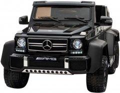 Электромобиль Kidsauto Mercedes Benz G63 AMG 6WD Black (SX1888) (6903351818888)