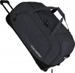 Дорожная сумка на колесах Travelite Kick Off 77 x 41 x 38 см Черная (TL006911-04)