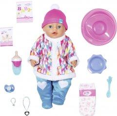 Кукла Baby Born серии Нежные объятия Зимняя малышка 43 см с аксессуарами (831281)