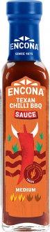 Соус Encona Техасский Чили Барбекю 142 мл (5012389670434)
