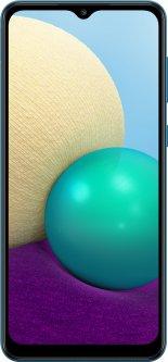 Мобильный телефон Samsung Galaxy A02 2/32GB Blue (SM-A022GZBBSEK)