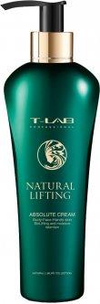 Крем T-LAB Professional Natural Lifting Absolute Cream для биолифтинга и увлажнения кожи 300 мл (5060466662612)