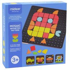 Мозаика Mideer Геометрические фигуры (MD1044)