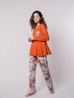Пижама Luna LP-005 M Кирпичная (8697635116439)