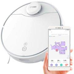 Робот-пылесос 360 PLUS Vacuum Cleaner S6 Pro White