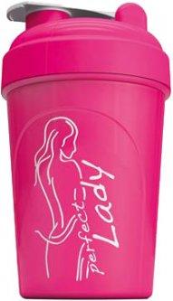 Шейкер Best Body Nutrition Perfect Lady Protein Shaker 500 мл Розовый (4260345650131BBN)