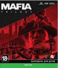 Игра Mafia Trilogy для XBOX One (Blu-ray диск, Russian version)