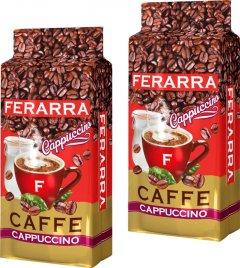 Упаковка молотого кофе Ferarra Cappuccino с ароматом капучино 250 г х 2 шт (2000006782243)