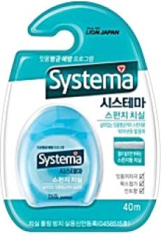 Зубная нить Lion Systema 40 м (8806325613404)