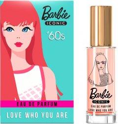 Парфюмированная вода для девочек Bi-es Barbie Iconic Love who you are 50 мл (5902734849496)