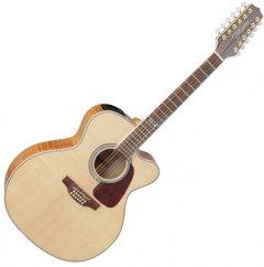 Гитара электроакустическая Takamine GJ72CE-12 Natural (219480)