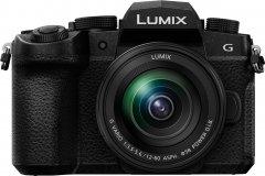 Фотоаппарат Panasonic Lumix DC-G90MEE-K Kit 12-60mm Black Официальная гарантия!